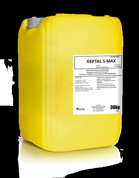 DEPTAL S-MAX stark schäumender alkalischer Rauchharzlöser