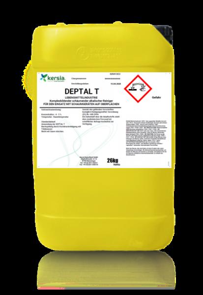 DEPTAL T alkalischer Reiniger für Schaumgeräte