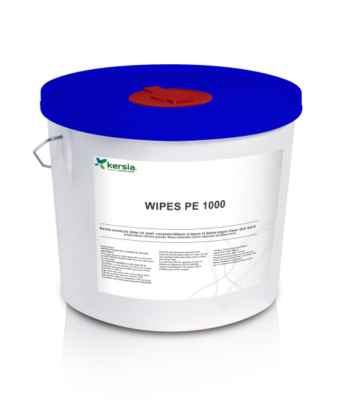 WIPES PE 1000 - Desinfektionstücher