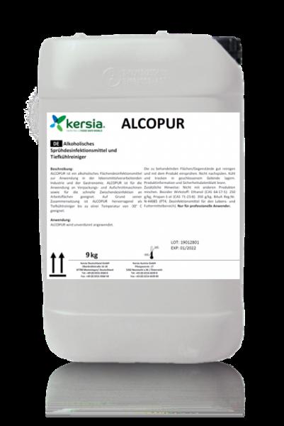ALCOPUR Schnelldesinfektion von Geräten und Oberflächen