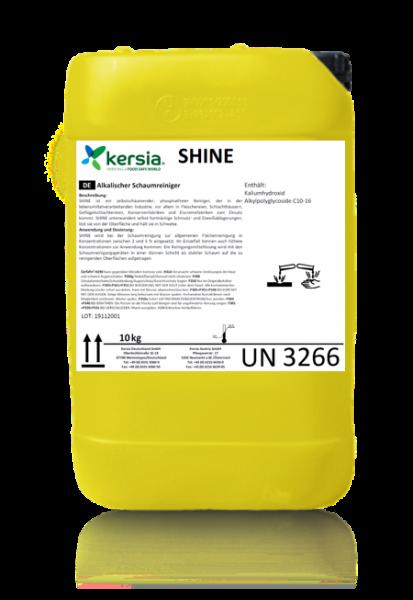 Shine Schaumreiniger finden Sie jetzt mit verbesserter Rezeptur unter - Deptal T