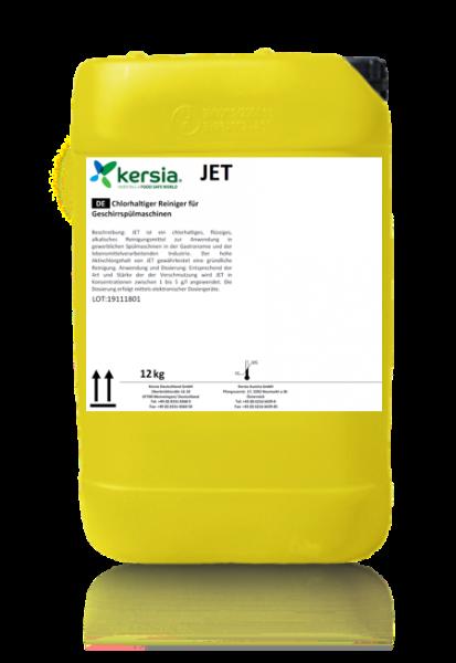 Reiniger Jet für gewerbliche Spülmaschinen (neue Kanister Farbe – gleiches Produkt)