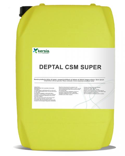 DEPTAL CSM Super schäumender Desinfektionsreiniger für Lebensmittel- und Futtermittelbereich