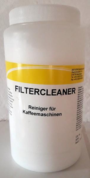 Filtercleaner, pulverförmiger Kaffeemaschinenreiniger