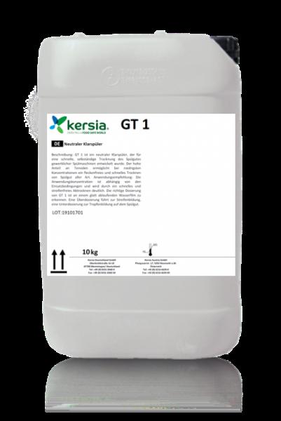 Phosphatfreier neutraler Klarspüler GT 1