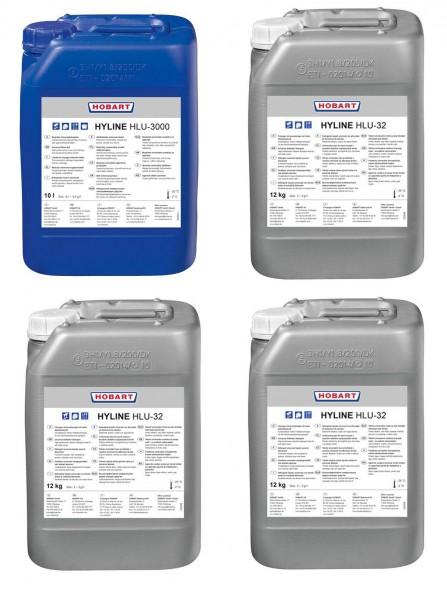 3x HLU 32 / 1x HLU 3000 Kombipaket, chlorfrei