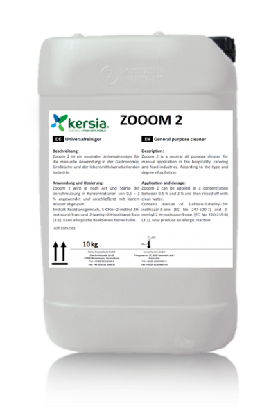Zooom 2 Universalreiniger
