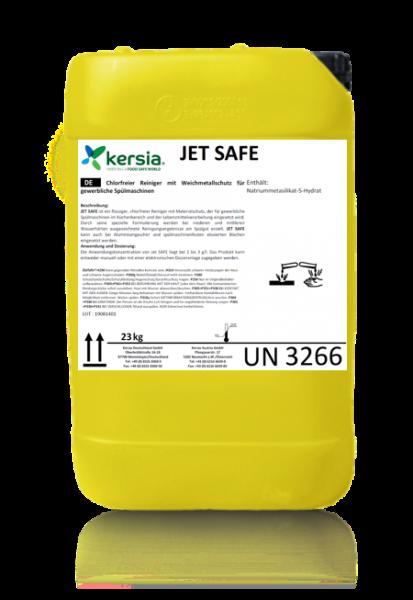 Reiniger Jet Safe mit Weichmetallschutz für Aluminium